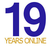 15 years online